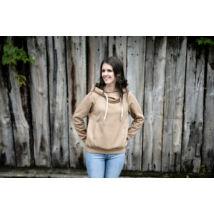 Bárki Bárhol - Női pulóver (Camel)