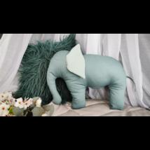 Elefánt díszpárna