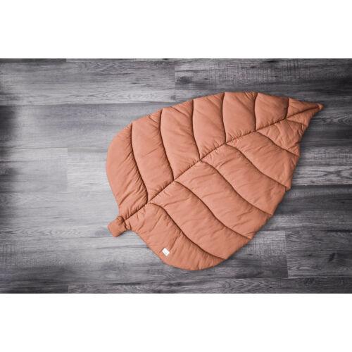 Levél szőnyeg - barna