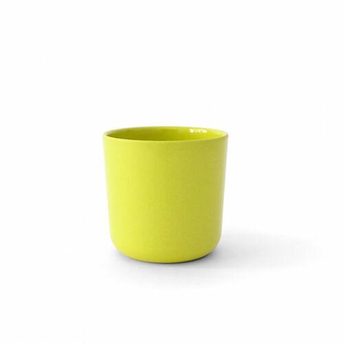 Bambusz gyerek pohár - lime
