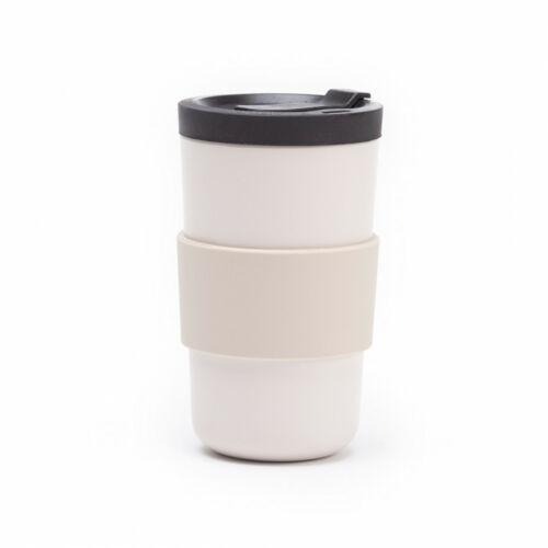 Bambusz TakeAway pohár - kő szürke