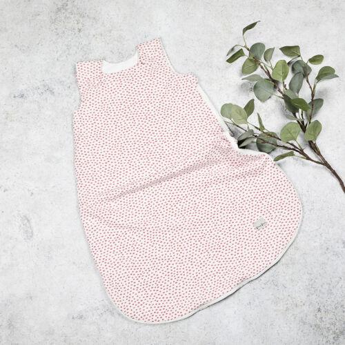 Nyári hálózsák - rózsaszín pöttyös