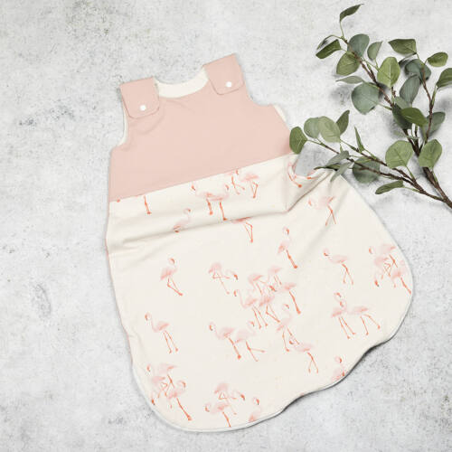 Nyári hálózsák - flamingós