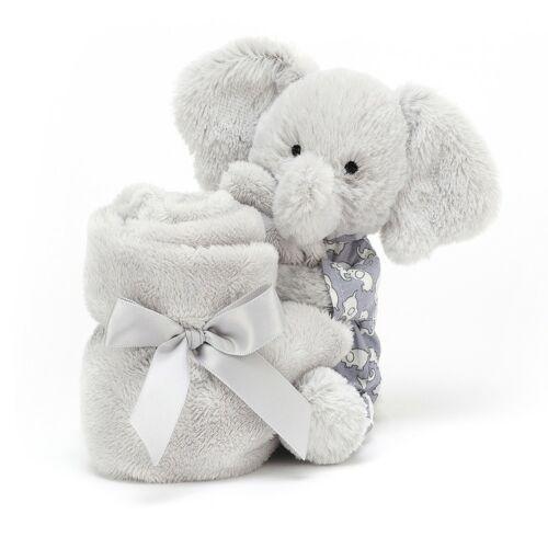 Pizsamás elefánt szundikendő