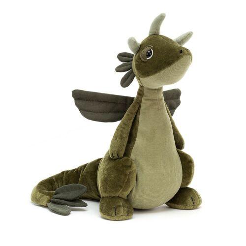 Olive Dragon - A sárkány rajongók kedvence!