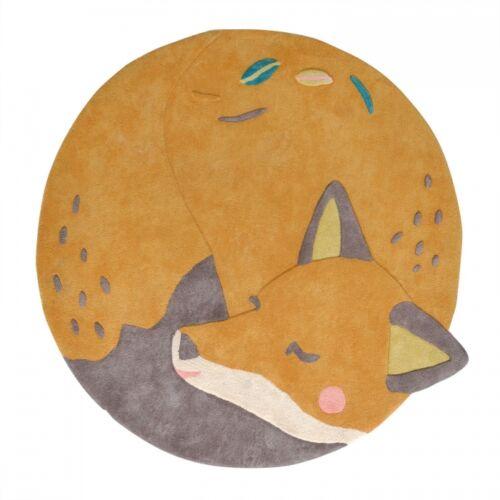 Rókás pamut szőnyeg