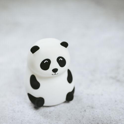 Panda maci lámpa