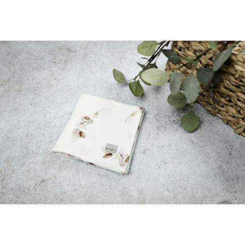 Muszlin takaró (szimpla/2db) - Eucalyptus